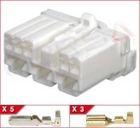 8-Way (5+3) Hybrid Kit