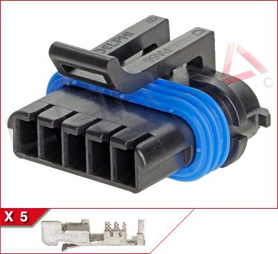 150.2 Series Delphi Packard Metri-Pack Motorsport Connectors - Corsa on delphi motor harness, delphi x250 wiring harness, delphi stereo wiring diagram, delphi wire connector,