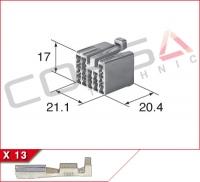 13-Way Kit