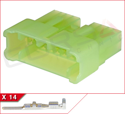 14-Way Plug Kit