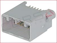 16-Way PCB Header - Straight Pin