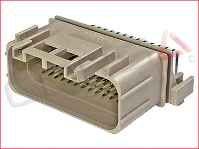 39-way ECU PCB Header