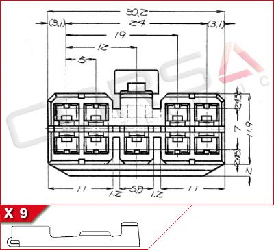 9-Way Kit
