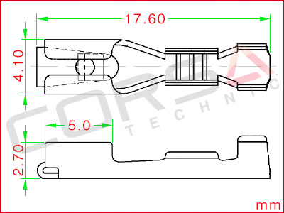 PA Series Socket Contact