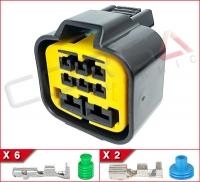 8-Way (6+2) Hybrid Kit