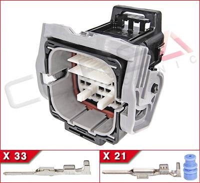 54-Way (33+21) Hybrid Kit