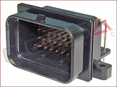 34-Way PCB Header (Keying 2)