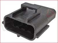 4-Way PCB Header (Keying A)