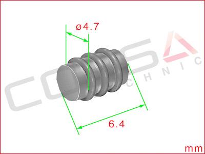 HX DL SL TL Series Plug (P5 and 1.5mm)