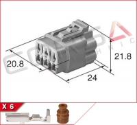 6-Way Kit