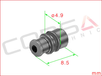 TS 090 Sealed Series Seals, P5 Pitch