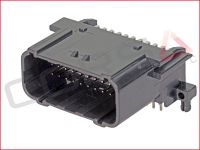 33-Way PCB Header